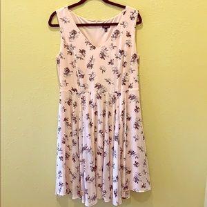 Pink Torrid Dress